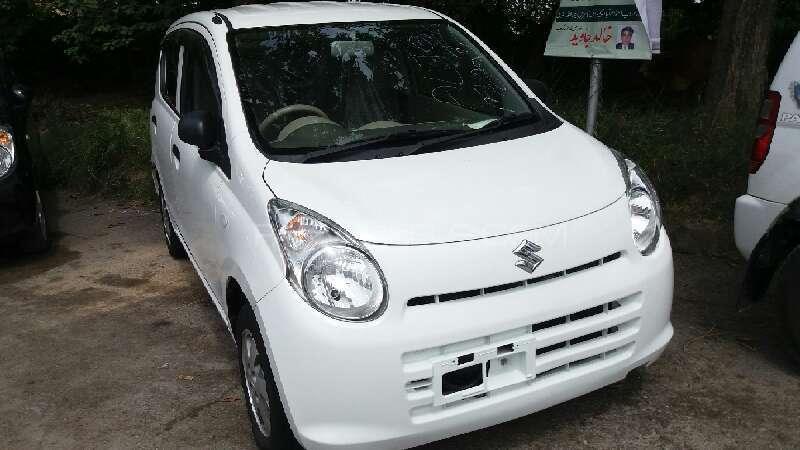 Suzuki Alto E 2013 Image-1