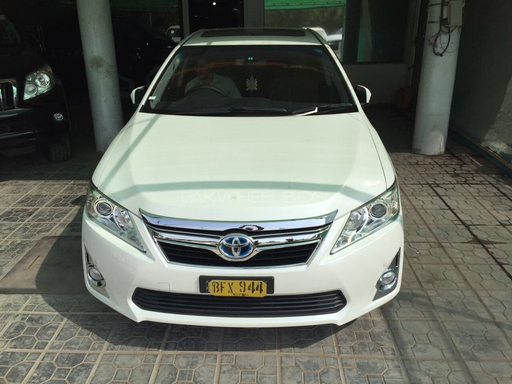 Toyota Camry Up-Spec Automatic 2.4 2013 Image-1