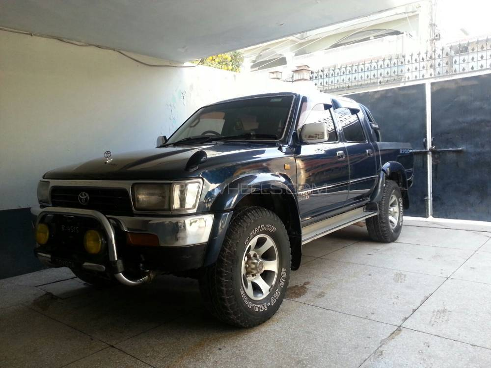 Toyota Hilux 1996 Image-1