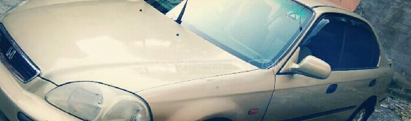 Honda Civic VTi Automatic 1.6 1998 Image-6
