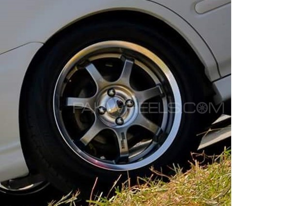 "16"" Lenso widetrack rims for sale Image-1"