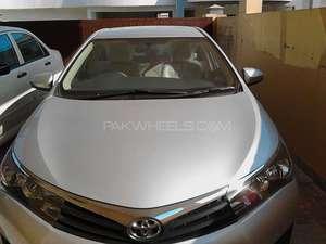 Toyota Corolla GLi 1.3 VVTi 2016 for Sale in Islamabad