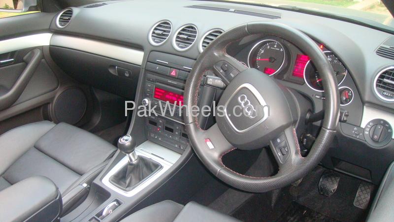 Audi A4 2008 Image-5