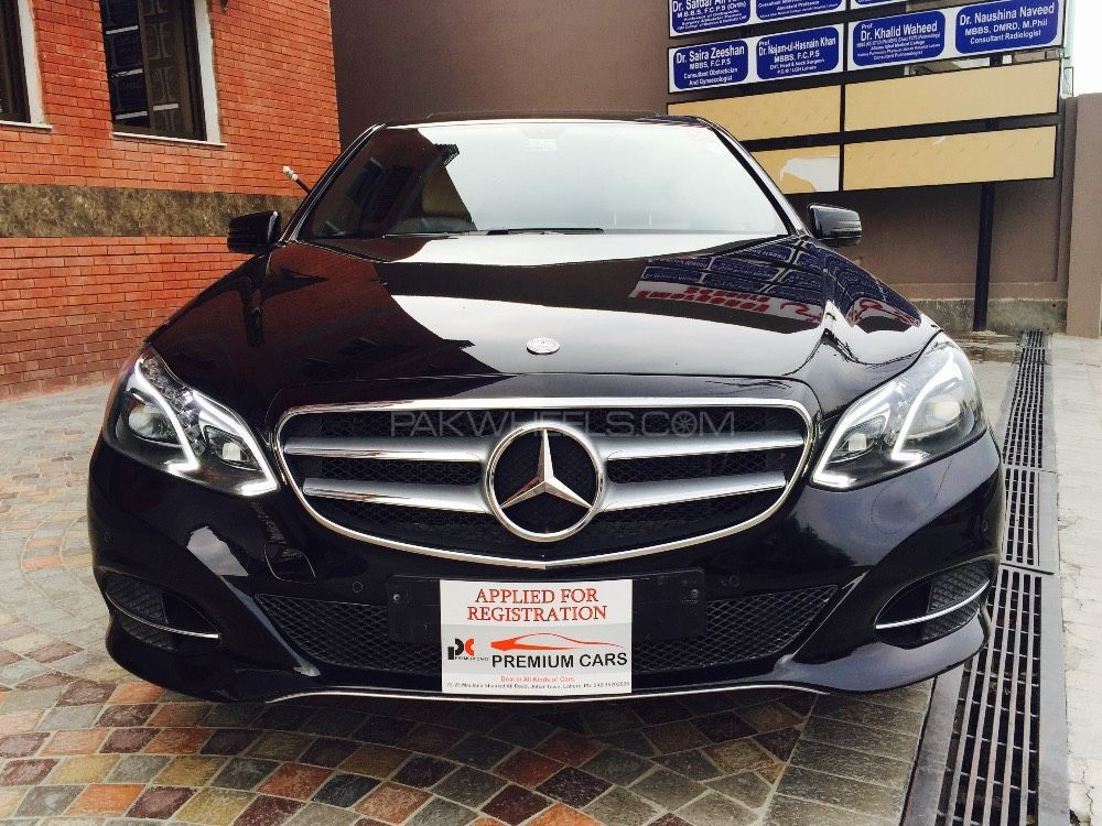 Mercedes Benz E Class E300 2014 for sale in Lahore | PakWheels