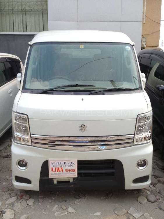 Suzuki Every Wagon 2013 Image-1