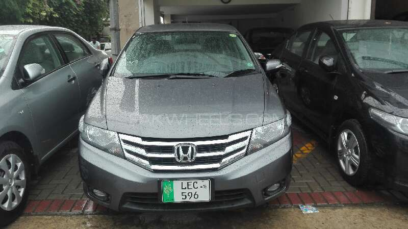 Honda City Aspire 1.3 i-VTEC 2016 Image-1