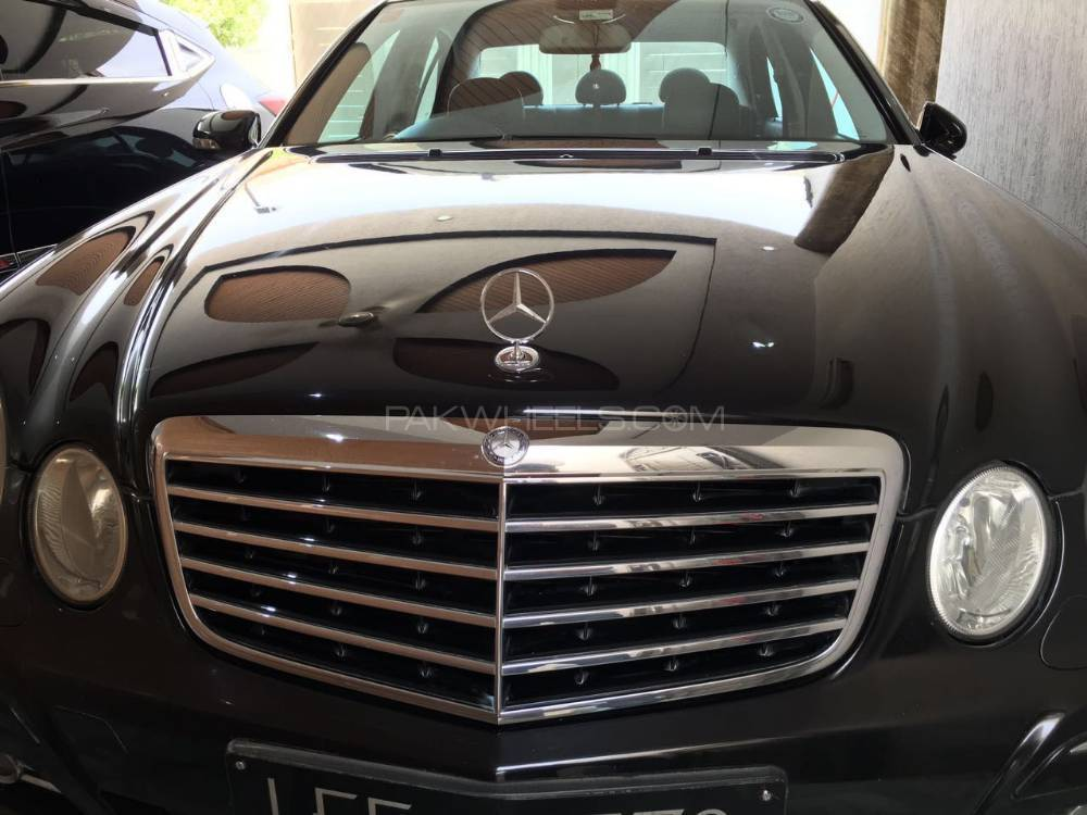 Mercedes benz e class e200 2008 for sale in lahore pakwheels for Used mercedes benz rims for sale