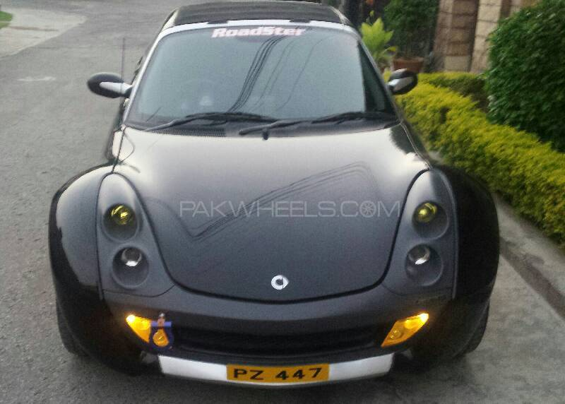Mercedes benz smart 2004 for sale in islamabad pakwheels for Mercedes benz smart fortwo