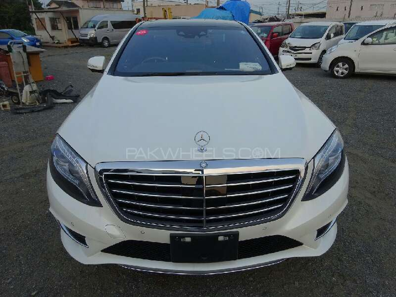 Mercedes benz s class s400 hybrid 2013 for sale in karachi for 2013 mercedes benz s550 4matic for sale