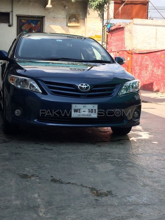 Toyota Corolla Altis Cruisetronic 1.6 2012 Image-10