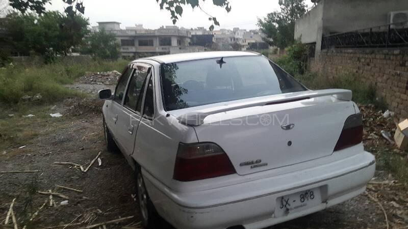 Daewoo Cielo 2005 Image-8