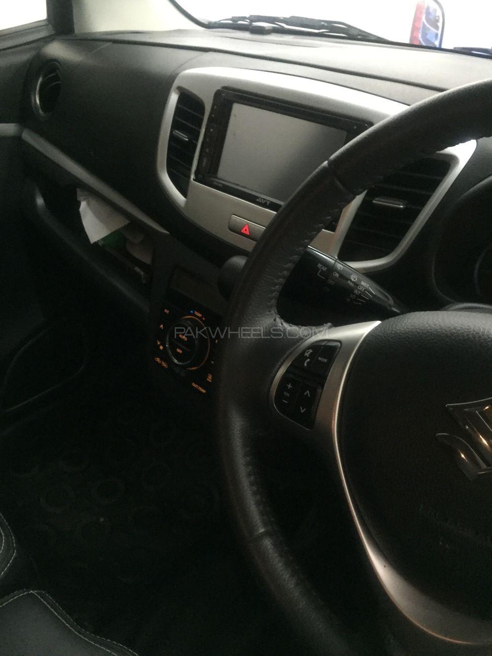 Suzuki Wagon R Stingray X IDLING STOP 2016 Image-6