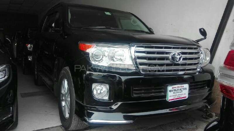 Toyota Land Cruiser AX 2012 Image-1