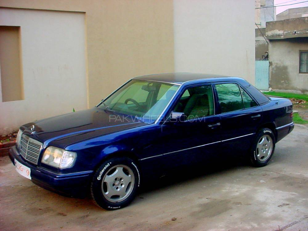 mercedes benz e class e300 1998 for sale in lahore pakwheels