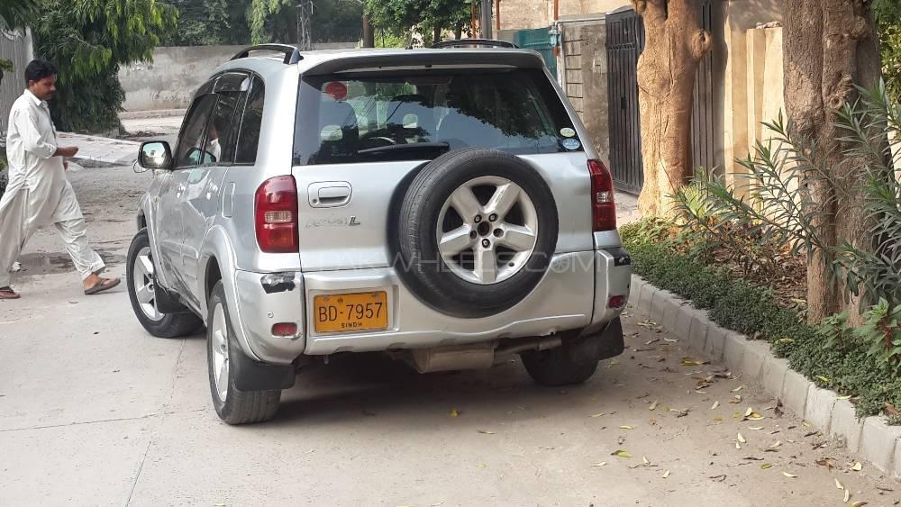 Toyota Rav4 2006 Image-3