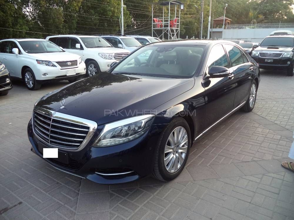 Mercedes benz s class s400 hybrid 2014 for sale in karachi for Used mercedes benz rims for sale