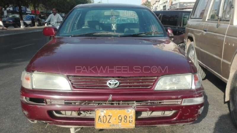 Toyota Corolla SE Limited 2002 Image-1