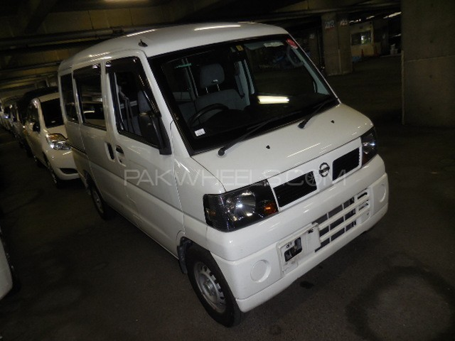 Nissan Clipper G 2010 Image-1