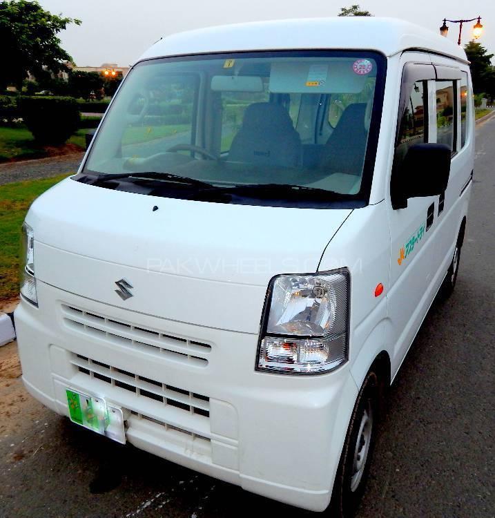 Suzuki Every Join Turbo 2011 Image-1