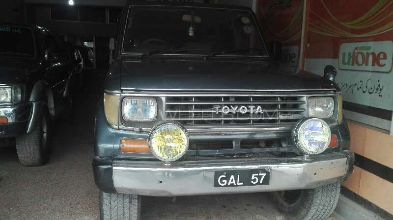 Toyota Prado TX 2.7 1990 Image-1