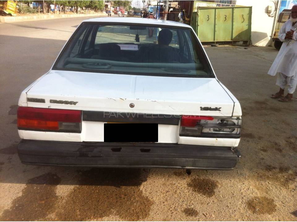 Nissan Sunny IDLX 1987 Image-1