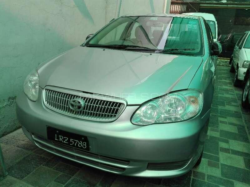 Toyota Corolla GLi 1.3 VVTi 2004 Image-1