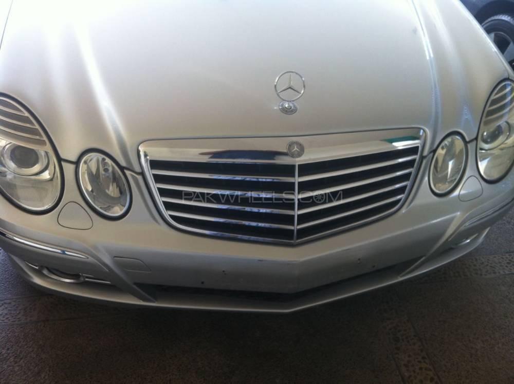 Mercedes benz e class e320 2007 for sale in lahore pakwheels for 2007 mercedes benz e350 for sale
