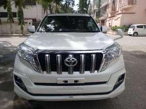 Toyota Prado TX Limited 2.7 2013 for Sale in Karachi