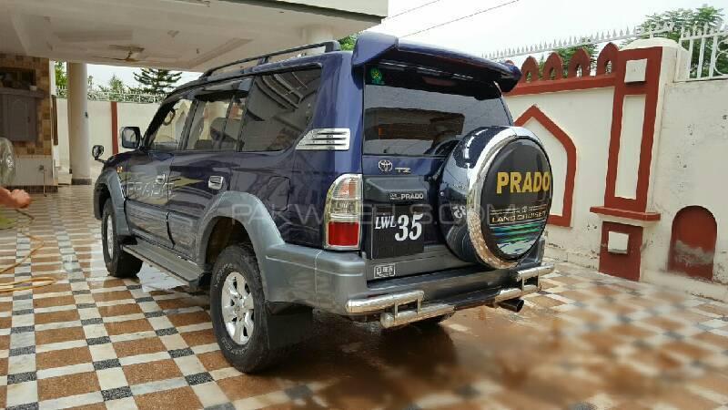Toyota Prado TZ 3.0D 1997 Image-3