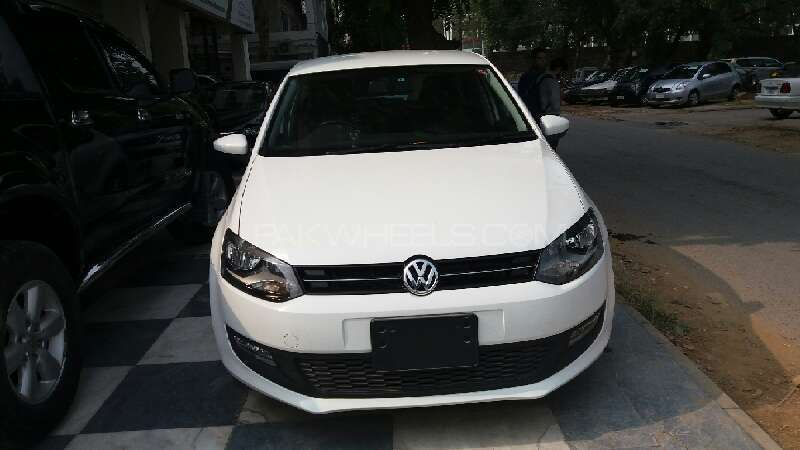 Volkswagen Polo 2012 Image-1