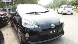 Toyota Aqua G 2014 for Sale in Islamabad