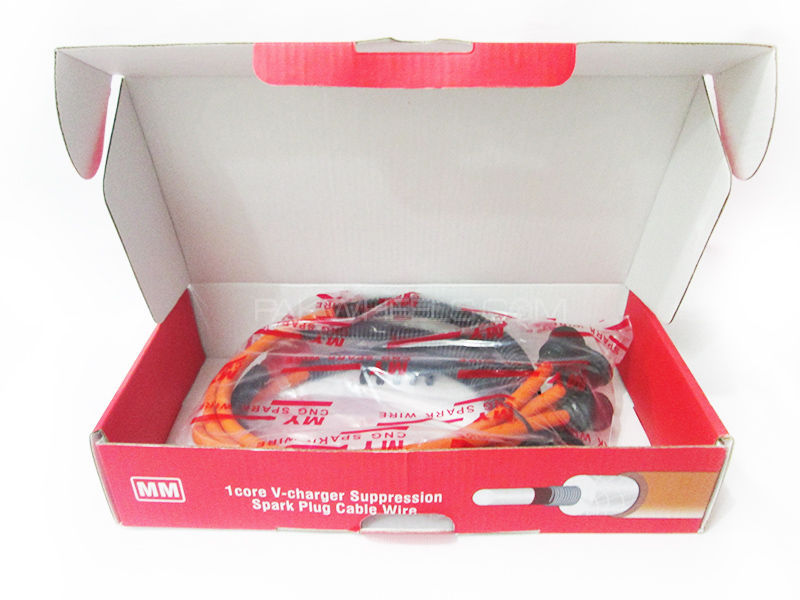Suzuki Baleno 2 wire Plug Wire Set Image-1