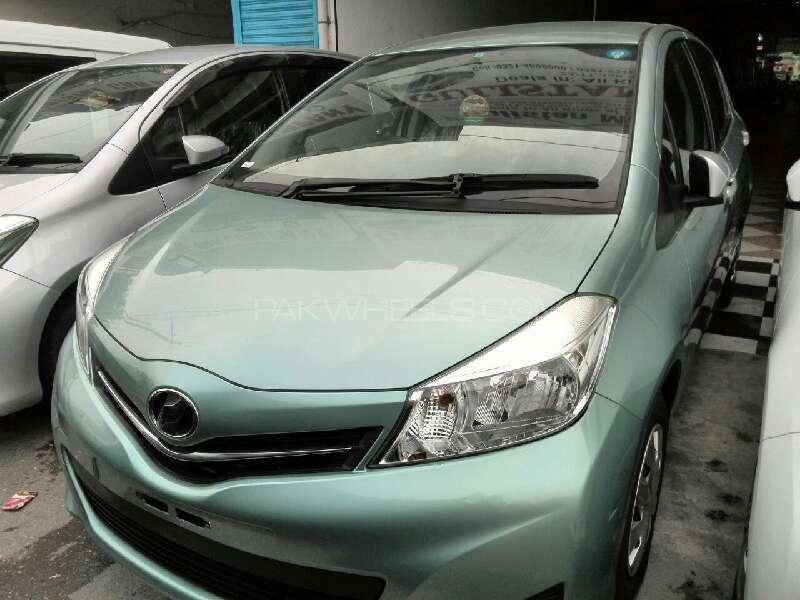 Used Toyota Vitz Jewela 1.0 2013