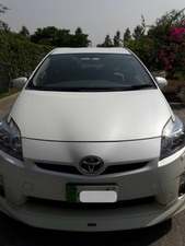 Toyota Prius 2010 for Sale in Lahore