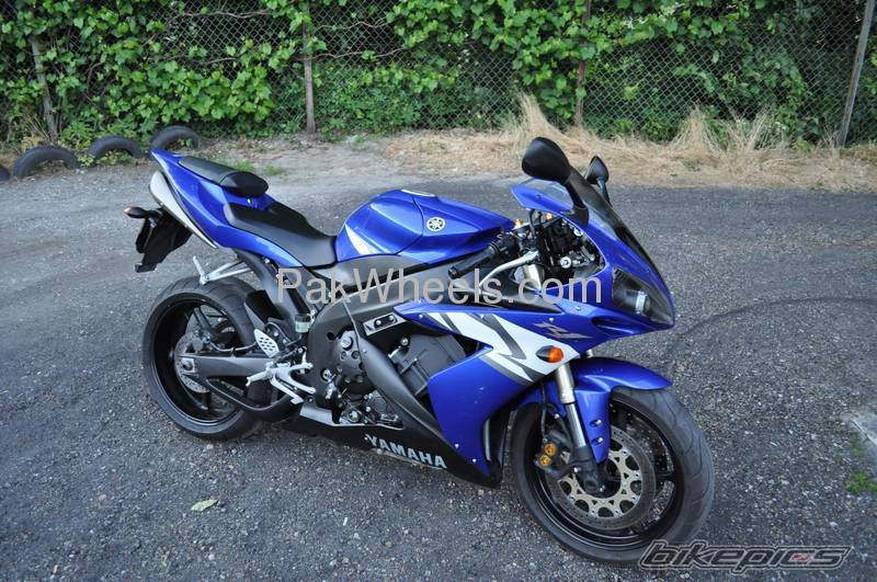 Used yamaha yzf r1 2005 bike for sale in lahore 97909 for 2005 yamaha r1 for sale