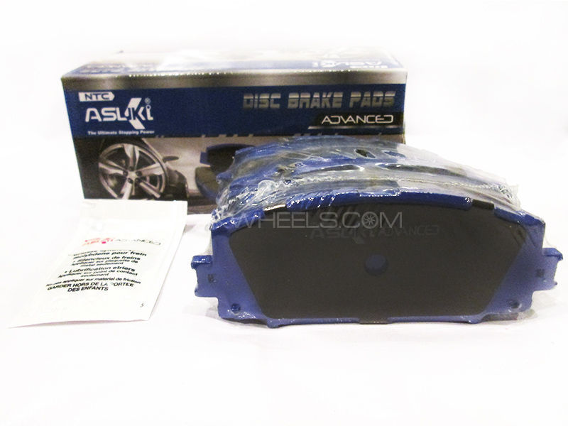 Toyota Prius Alpha Asuki Advanced Rear Brake Pad - A-2329 AD Image-1