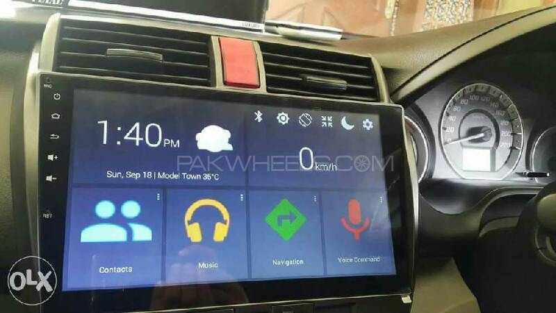 Andriod Navigation Systems For HONDA CITY Image-1