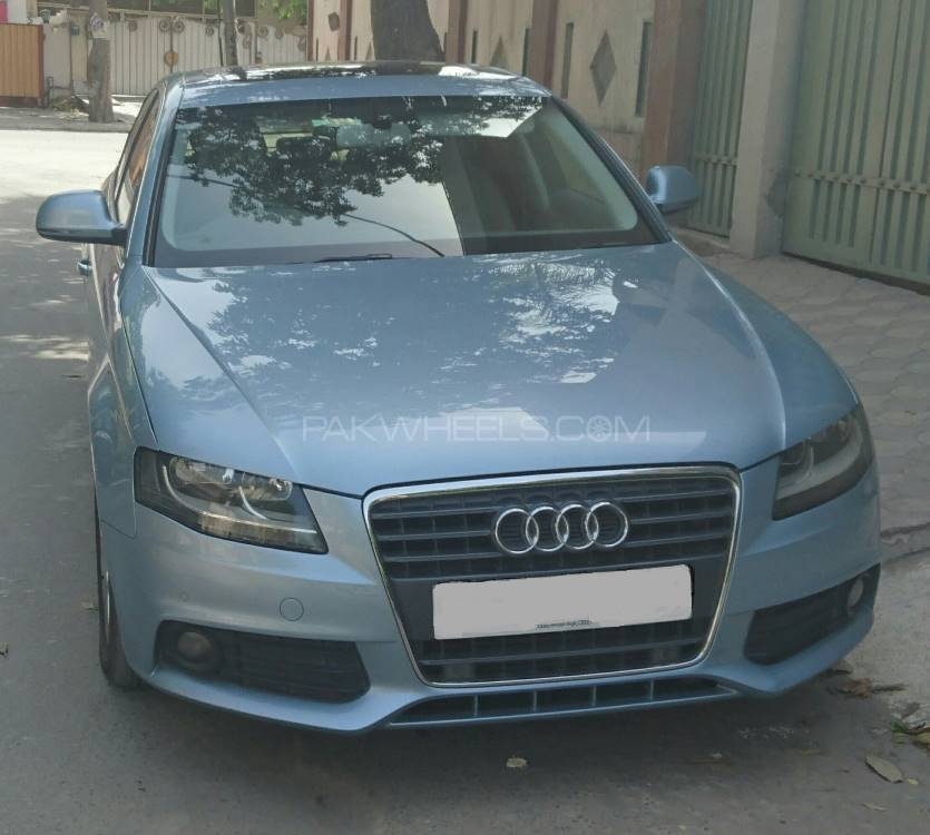 Audi A4 1.8 TFSI 2009 For Sale In Lahore