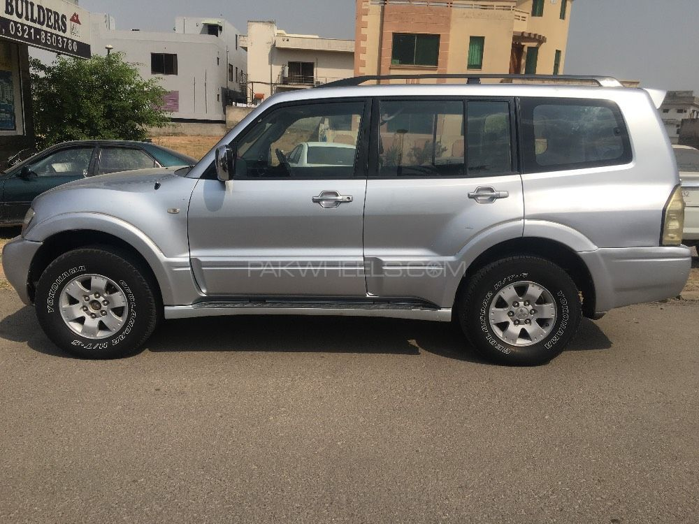 Mitsubishi Pajero Gls 2 8d 2004 For Sale In Islamabad