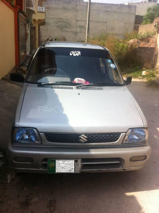 Suzuki Mehran VXR (CNG) 2006 Image-1