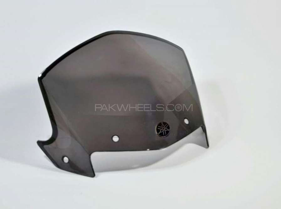 Yamaha Ybr 125 Wind Shield Image-1