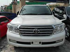 Toyota Land Cruiser 2011 for Sale in Lahore
