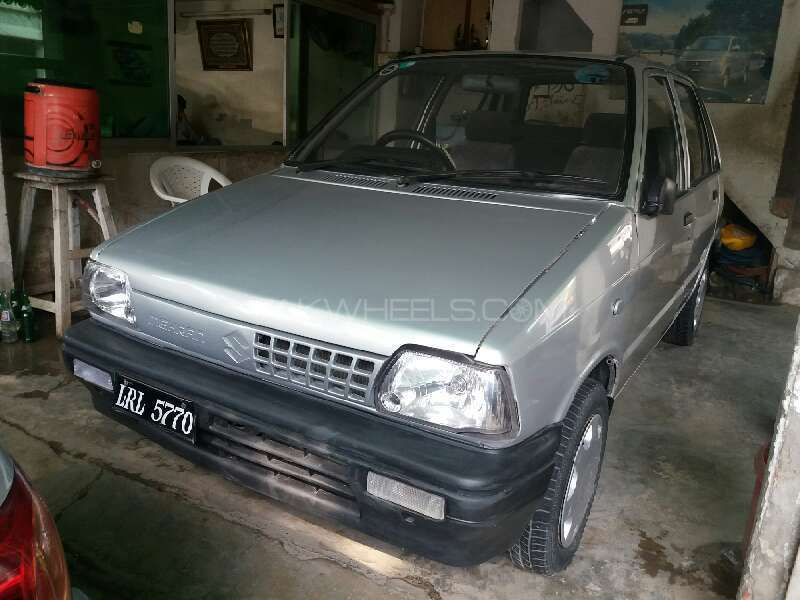 Suzuki Mehran VX 2003 Image-1