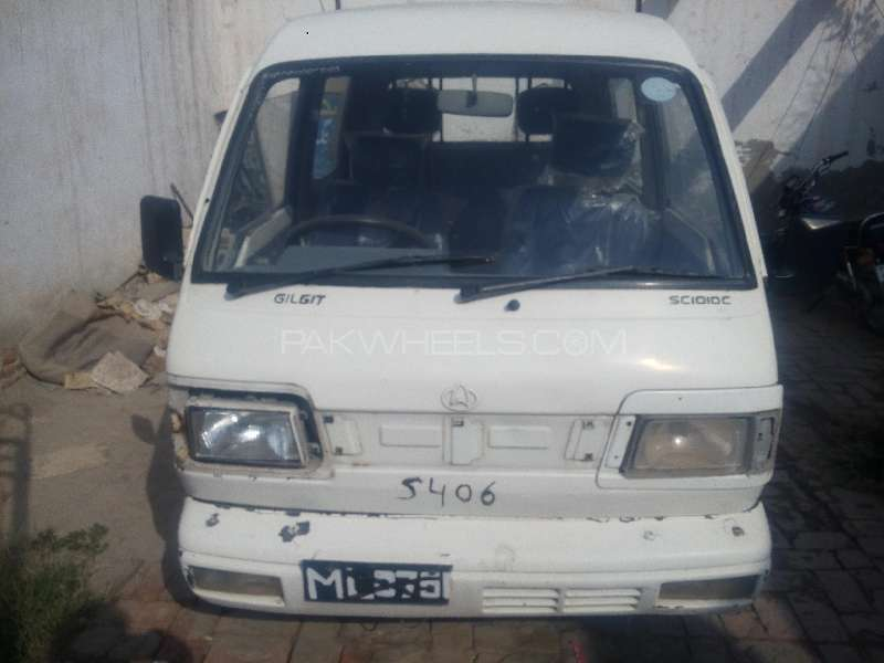 Changan Chitral 2005 Image-1