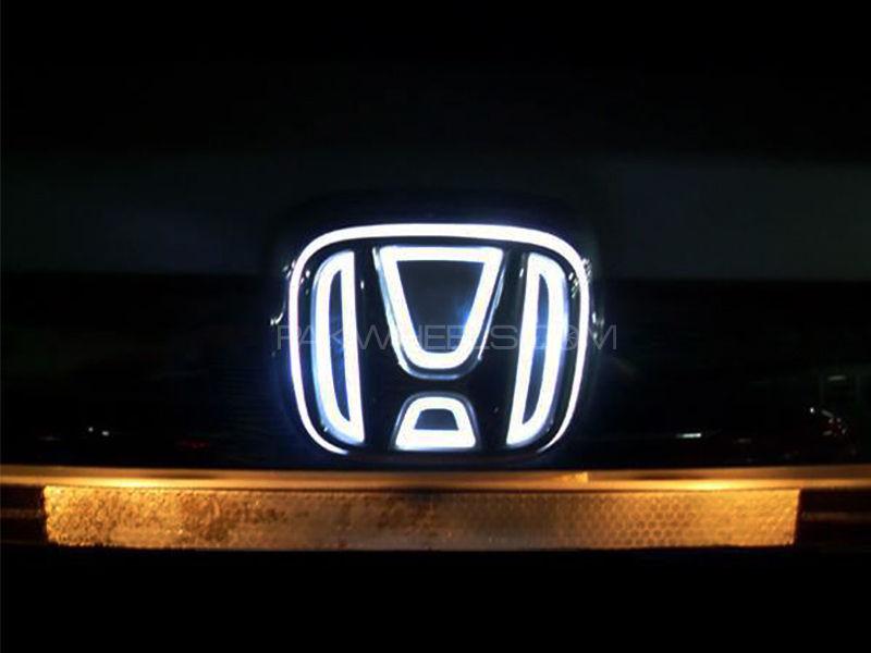 Honda 5D Auto Badge Lamp Image-1