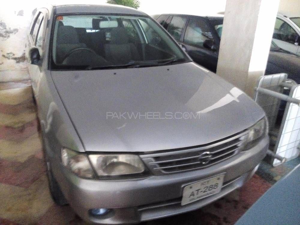 Nissan AD Van 1.3 DX 2002 Image-1
