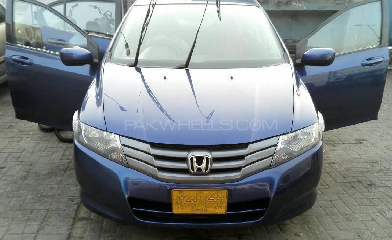 Honda City i-VTEC Prosmatec 2009 Image-1