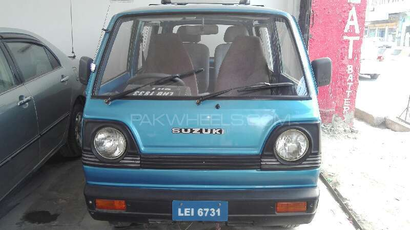 Suzuki Carry Standard 1982 Image-1