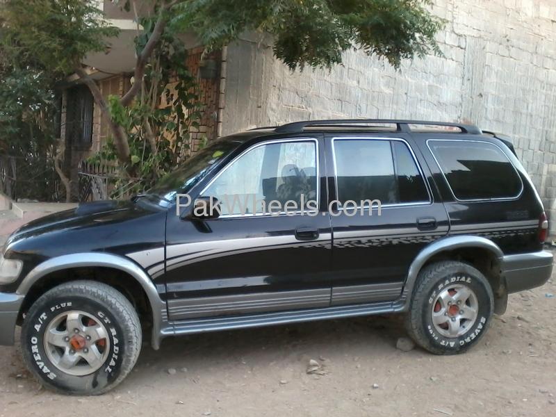 KIA Sportage 2004 For Sale In Karachi