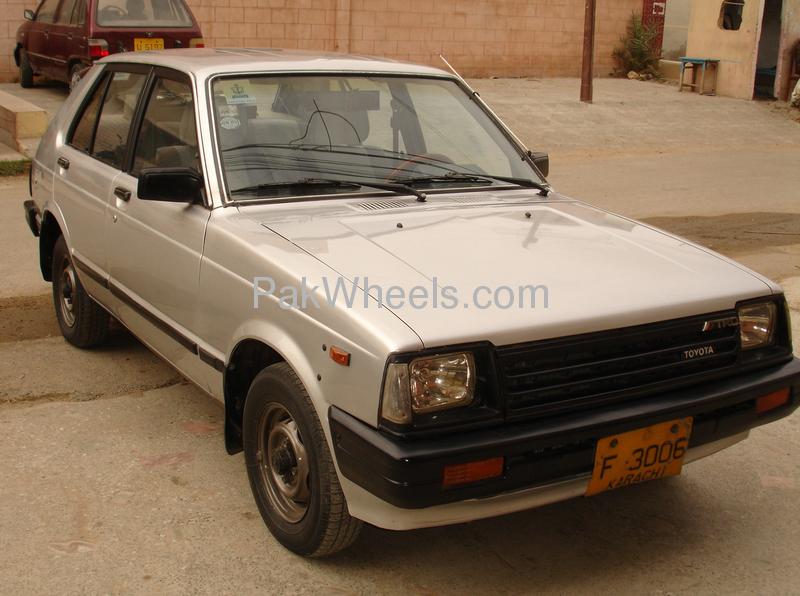 Toyota Starlet 1984 Image-2